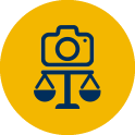 photographer's rights icon