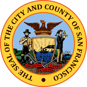 San Francisco City Seal
