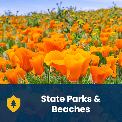 State Parks and Beaches