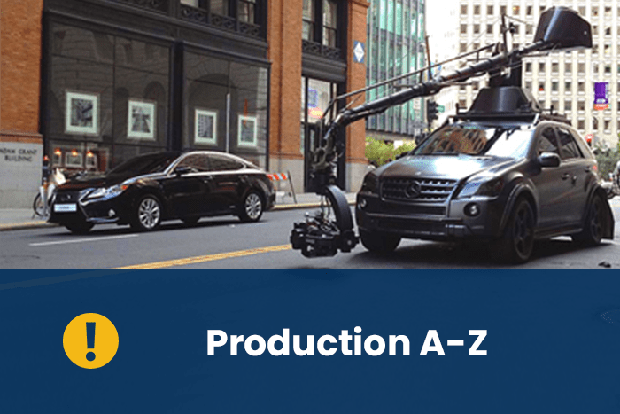 Production A-Z