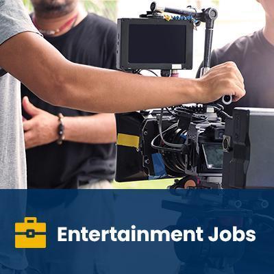 entertainment jobs